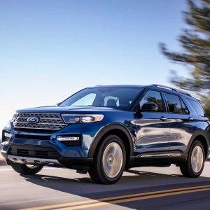 回归后驱平台 300马力起跳终于换代 2020 Ford Explorer 家用三排座SUV 将于夏季开售