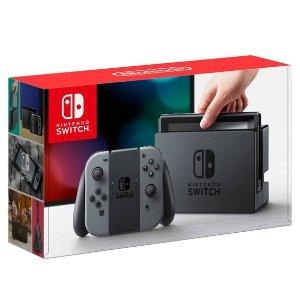 $279.99Nintendo Switch 灰色版套装 + 超级回转寿司