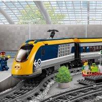 Lego 客运火车 - 60197 | City系列