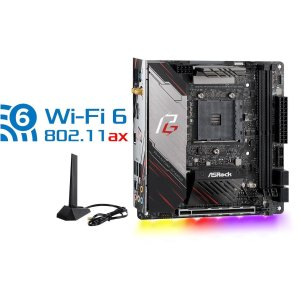 ASRock X570 PHANTOM GAMING-ITX/TB3 Mini ITX Thunderbolt 3 AMD Motherboard