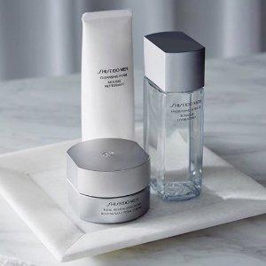 Shiseido 男士护肤品热卖