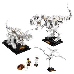 Lego19年11月1日上市恐龍化石 21320 | Ideas系列