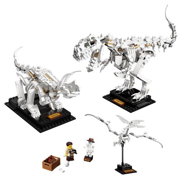 恐龙化石 21320   Ideas系列