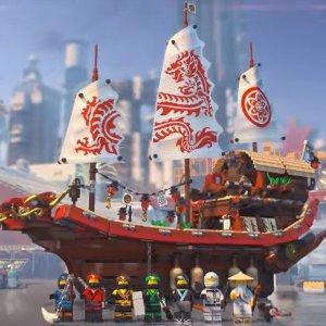 现价£84.99(原价£109.99)Lego 乐高  忍者系列 70618 命运赏赐号限时 促销