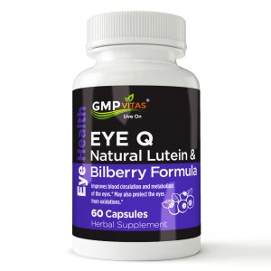 Buy 1 Get 1 Free +  Up to 20% offGMP VITAS® EYE Q NATURAL LUTEIN & BILBERRY FORMULA (60 CAPSULES)