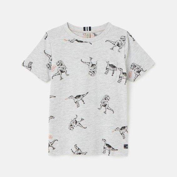 儿童恐龙T恤