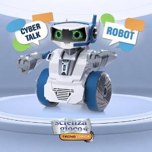 折后€22.99 原价€34.99Clementoni 益智机器人 具有对讲、录音功能 学习基础编程知识