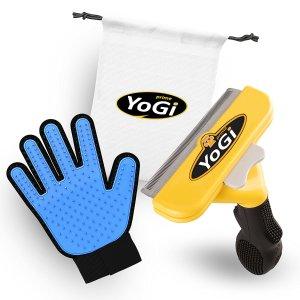 $21.2闪购:YoGi Prime 高品质宠物毛发清理套装