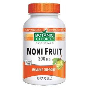 Noni Fruit 300 mg.