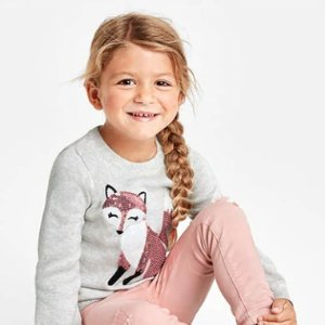 50% OffAll Sweaters @ Children's Place