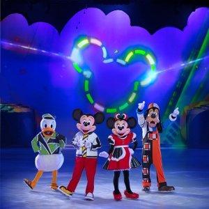 $10起 卡通明星冰上盛宴 带娃看《迪士尼冰上世界》主题表演 全美多城市售票中 花滑与童话