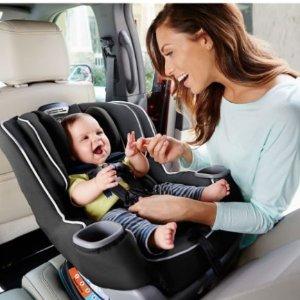 满$250送$50礼卡Graco 婴幼儿汽车安全座椅、推车、游戏床等促销