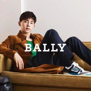 £340起 内附粉丝晒货测评Bally 春夏新款运动鞋、乐福鞋上市
