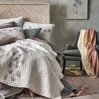 低至1.5折+额外8折+无门槛包邮Martha Stewart 美国国民品牌床品热卖 只买对的不买贵的