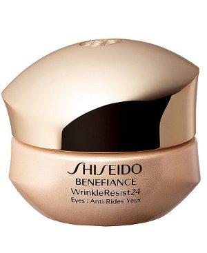 Benefiance WrinkleResist24 Intensive Eye Contour Cream - Shiseido   Sephora