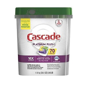 $13.99Cascade Platinum Plus Dishwasher Detergent