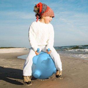 $29.99(原价$39.39)史低价:ROBUD 跳跳象玩具 儿童平衡玩具 自动收纳袋充气泵