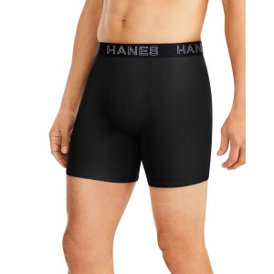 HanesUltimate® Comfort Flex Fit® Total Support Pouch™ Boxer Brief 1-Pack