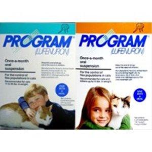 Program 猫咪口服驱虫药 6颗