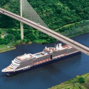 低至$799+最高$1500船上消费15晚荷美邮轮巴拿马运河航线超低价