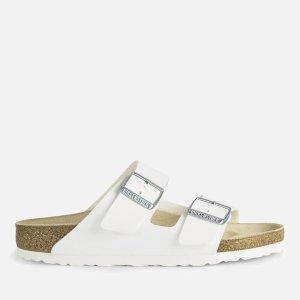 Birkenstock女士白色凉鞋