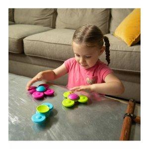 Fat Brain Toys吸盘旋转玩具