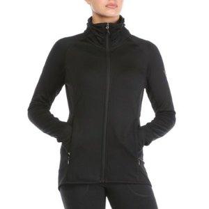 MoosejawWomen's Shelby Full Zip Stretch Fleece -
