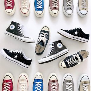 Extra 20% Off + Free ShippingConverse Clearance Sale