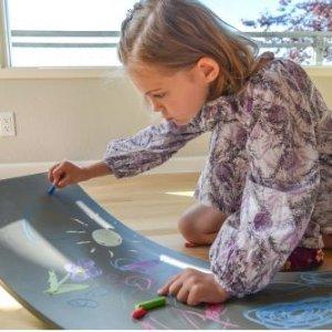 满$40减$10(价格已减) 可绘画Kinderfeets 黑板平衡跷跷板