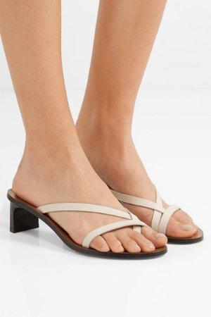 ATP Atelier | Toma leather sandals | NET-A-PORTER.COM