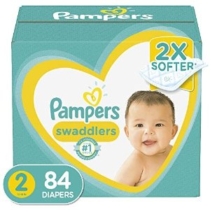 Pampers纸尿裤84片 Size 2