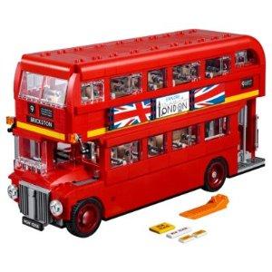 伦敦巴士 10258 | 创意百变专家系列