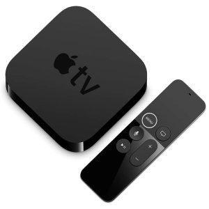 $198起Apple TV 4K (32GB/64GB, 官网同款) 智能电视盒子