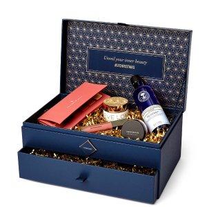 €120收10件正装产品Lookfantastic超值美妆礼盒 超良心 含Eve Lom正装面霜