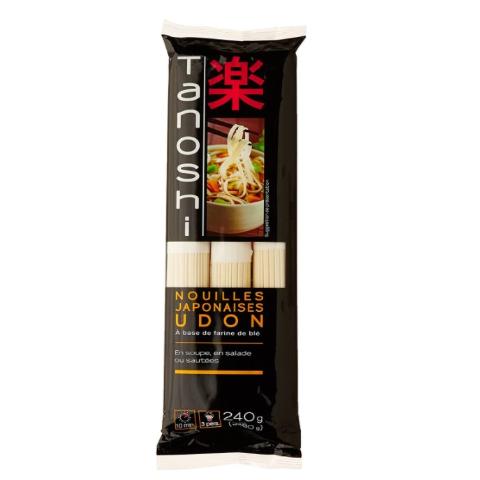 首单8折或订阅8.5折 仅€2.07Prime Day狂欢价:Tanoshi 日本乌冬面 3x80g 10分钟就能搞定的快手美味