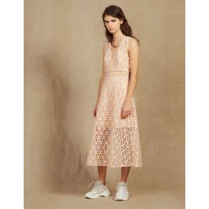 蕾丝连衣裙 多色