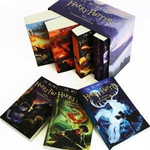 5折起 哈利波特全集$64Amazon 畅销书排行榜深挖  趣味童书&成年人必读