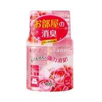 日本KOKUBO小久保 房屋使用空气清新消臭剂 玫瑰香 400ml - 亚米网