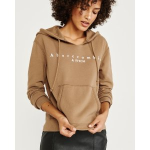 Abercrombie & Fitchlogo卫衣