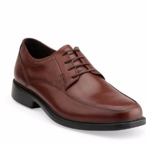 3a8a44233d8 Clarks Ipswich Men's Leather Shoes Black Extra 40% OFF $35.99 - Dealmoon