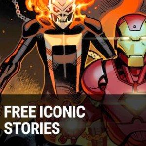 完整版免费 限时来收Comixology 宅家新乐趣!漫威漫画免费看