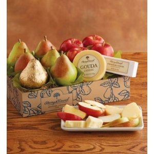 Harry & DavidPears, Apples, and Cheese Gift | Foodie Gifts | Harry & David