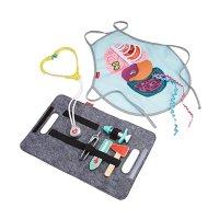 Fisher-Price 医生和病人玩具套装