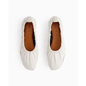 Rag & Bone山羊皮芭蕾鞋
