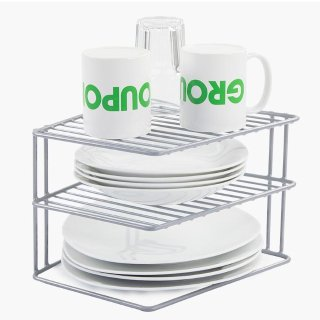 低至2.5折 £5/个 多个更便宜厨房收纳神器 I 三层置物架 节省空间巧收纳