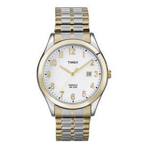$7白菜价:Timex T2N851 男士经典腕表