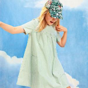 8.5折 €21收封面同款Arket 儿童连衣裙热卖 打造小小公主