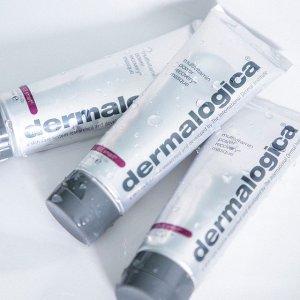 变相低至6.5折 $58收多维眼霜Dermalogica 定价优势 收多维护肤系列 美白急救多维面膜