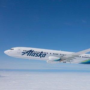 买1送1阿拉斯加航空官网 经济舱机票大促 纽约—洛杉矶低至$42/人