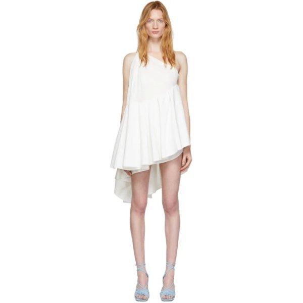 - Off-White 'La Robe Affi' Dress